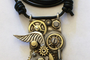 Steampunk - Before I knew there was such a thing!